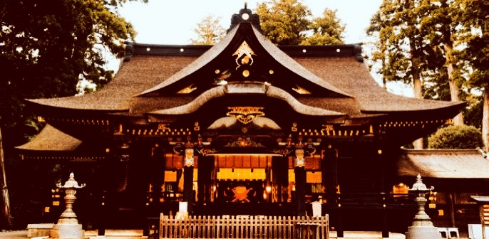Shinto shrine brulee1